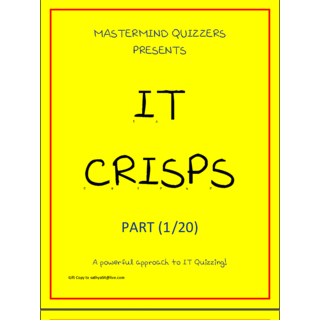 It Crisps Quiz Magazine