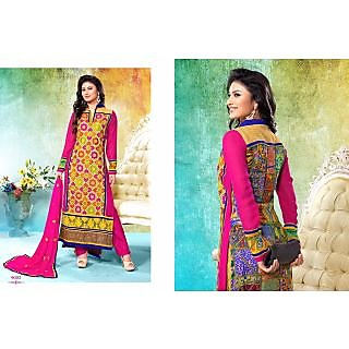 vraj fashion cetlog 03 NAAZ-6  long dress 9002