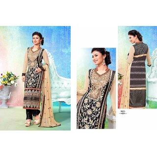 vraj fashion cetlog 03 NAAZ-6  long dress 9003