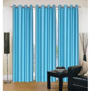 Little Joy Beautiful Design Door Curtain Set of 3 (4x7)
