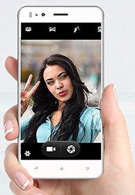 Micromax Bolt Selfie Q424 (1 GB, 8 GB, Champagne)