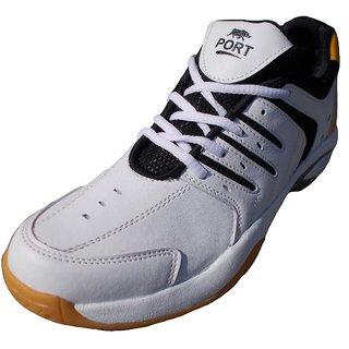 Aglow white sport sega shoes