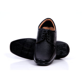 Firemark Men Formal shoes  FR-2504-BLK1