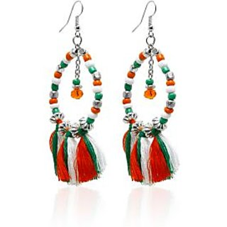 Shine Independence day Jewellery Earring