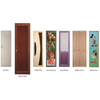 plastic door(pvc door)  sc 1 st  ShopClues.com & plastic door(pvc door): Buy plastic door(pvc door) Online at best ...