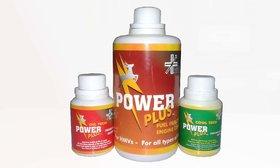 COMBO PACK OF POWERPLUS FUEL TECH HMVS + OIL TECH +COOL TECH