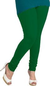I-Diva Bottle Green Leggings (Pack Of 1)