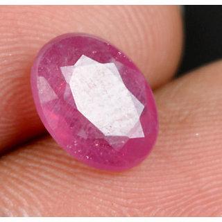 4.5 Ct Beautiful Attractive Ruby (Manik) Birth Birth Gemstone