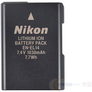 EN EL14 Rechargerable battery For Nikon