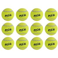 AS - Cricket Tennis Balls (Pack of 12 pcs)