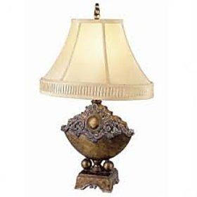 Antique sherwood Birmingham Lamp
