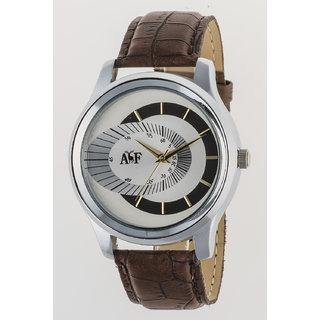 Always & Forever Silver Dial Watch For Men AFM0030003