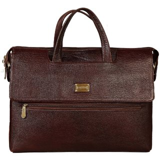 Scharf Genuine Leather Designer Executive 15