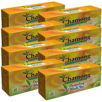 Chamong Organic Darjeeling Regular Tea Bag Combo(25 X 8 Box  200 Tea Bag)