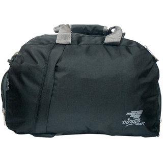 Buy Donex Duffle bag cum Backpack for Gym Travel Black - RSC00800 Online -  Get 44% Off 7ffb63f29571a
