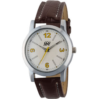 Always & Forever Silver Dial Watch For Men AFM0010001
