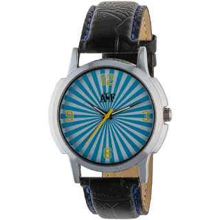 Always  Forever Blue Dial Watch For Men AFM0020002