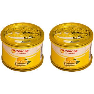 topcar lemon car perfume for all cars set of 2 buy topcar lemon car perfume for all cars. Black Bedroom Furniture Sets. Home Design Ideas