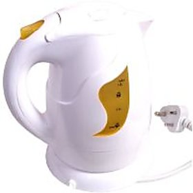 Orpat OEK-8127 Electric Kettle  (Yellow)