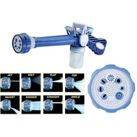 Ez Jet Water Cannon 8 In 1 Turbo Water Spray Gun Cleaning Car Home Garden