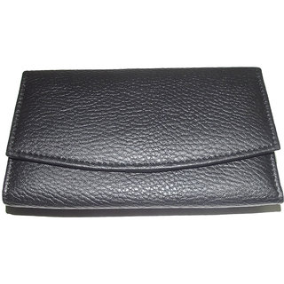 Fashionable Best Quality Black Pu Leather Ladies Wallets LW0516BL