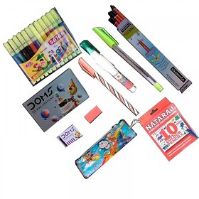 Stationery set 10 Items for kids