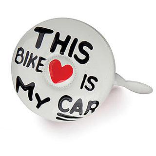 bike bell this bike is my car