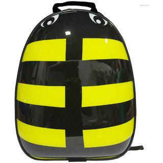 DickyBird Hard Shell Ladybug Back Pack Waterproof School Bag 15 L Medium Backpac