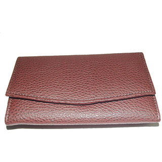 Fashionable Best Quality Brown Pu Leather Ladies Wallets LW0516BR