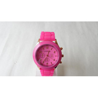 FRESHINGS - Trendy  Watch with Chonographic Dial (FWAT-33)