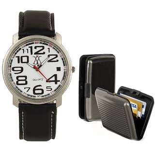 COMBO OF LIME WATCH &CARD HOLDER-AVW07-CARD
