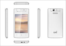 UNI N6100 3 Sim Mobile Phone with Rotating Camera