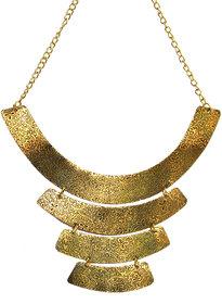 The Pari Rakish Golden Necklace