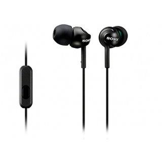 Sony MDR-EX110AP (Black)