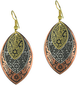 Sparkling Gold Plated Multi Hangings For Women