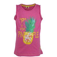 UFO Voguish Girls Pink T-Shirt