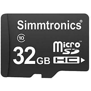 Simmtronicsmicrosd Card Class 10-32Gb