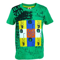 UFO Instyle Green T-Shirt