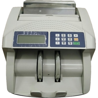 Zebra Currency Counting Machine with Fake Note Detector