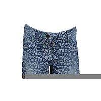 UFO Girls Dark Blue Denim Shorts