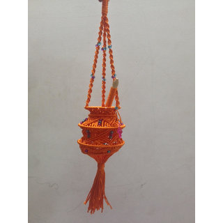 Decorative hand made wall hanging handi