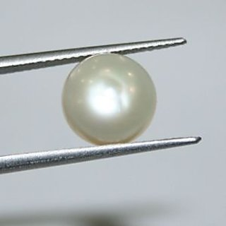Astrology Goods 5.64 Carat Pearl / Moti Natural Gemstone ( South Sea )