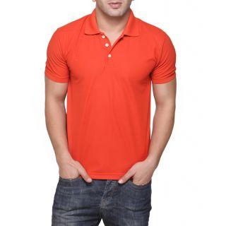 Factorydirect Men's Black Round Neck T-Shirt
