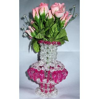 Buy Beautiful Decorative Crystal Flower Vase Online 399 From Shopclues