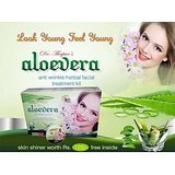 Dr. Thapar's ALOVERA HERBAL FACIAL TREATMENT KIT