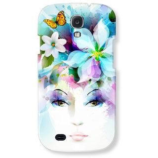Samsung Galaxy S4 Back Cover Charmi Face By Blueadda