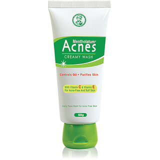 Acnes Creamy Wash - Pack of 3
