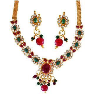 Surat Diamond Noor Jahan Jewelry Set PS100
