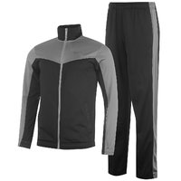 NAVEX Man's  Micro Gray  Black Tracksuits-S