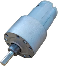 600 RPM 12v DC Johnson Gear Motor - High Torque
